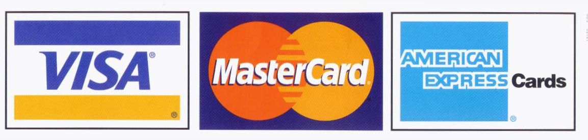 ezonaf: visa mastercard amex discover logo